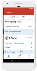 Belastingdienst KOT app voor Android afbeelding